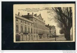 71  MACON L Hotel De Ville - Macon
