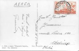 1940 ASSAB - Cartolina Illustrata - Annullo Poste Assab Eritrea - Erythrée