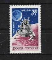 1969 - Apollo 11 Mi No 2781 Et Yv No P.A 222 MNH - 1948-.... Republiken