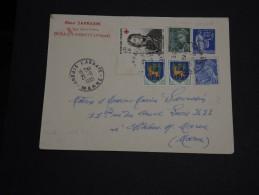FRANCE - Entier Postal Type Paix + Complément ( Usage Tardif ) En 1965 - A Voir - L 1045