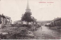 ATHIENVILLE -- Vue Intérieure En 1916 - France