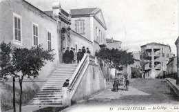 PHILLIPPEVILLE (Algerien) - Le College, 1905? - Philippeville