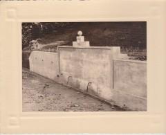 Photograph(22x17.5cm) Angola - Quibaxe - Fontenário - 1ª Fase Abastecimento água - Afrika