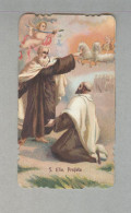 S.ELIA PROFETA..SANTINO....HOLY CARD - Religione & Esoterismo