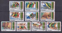 Jeux Olympique ATLANTA 1996 - Nicaragua