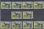 1990 -  EXPO CANINE  BRNO  Mi No 4607 Et Yv No 3873   DOBERMAN - 1948-.... Repúblicas