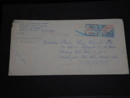 VIET - NAM - Taxe Anticapitaliste Sur Enveloppe De France En 1991 - A Voir - L 1071 - Viêt-Nam