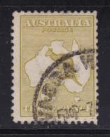 OZ Australien Mi 43IIx Gestempelt - 1913-48 Kangaroos