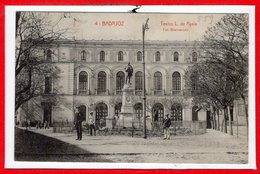ESPAGNE -- BADAJOZ --  Teatro L. De Ayala - Badajoz