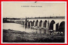 ESPAGNE -- BADAJOZ --  Puente De Palmas - Badajoz