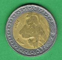 A242 Argelia 20 Dinares 1993 - Algeria