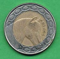 A246 Argelia 100 Dinares 1993 - Algeria