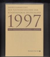 Germany Deutschland 1997,Jahressammlung  Mit 42 ETB,complete,komplett (C064) - Zonder Classificatie