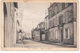 RUFFEC - Rue De L'Hôpital - Ruffec