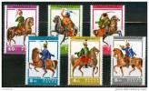 HUNGARY - 1978. Hungarian Hussars / Horses Cpl.Set MNH!  Mi:3259-3264. - Ungebraucht