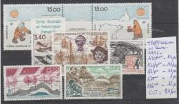 TIMBRE DE TAFF AERIENNE NEUF** LUXE  NR 120A/22- 123-125/6** COTE 50.60€ - Poste Aérienne
