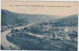 NOUZONVILLE (08) - VALLEE DE LA MEUSE - VUE PANORAMIQUE VERS JOIGNY - France