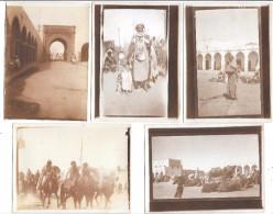 MAROC - RABAT - Lot De 10 Vues - Rabat