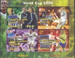 Without Country  Mi 891 MNH -  2006 Germany, Sports, Soccer
