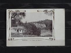 F03 - Corfou - Le Village De Gastouri - 1916 - Grèce