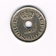 °°°  NOORWEGEN  10  ORE 1937 - Norvège