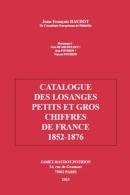 NOUVEAUTE CATALOGUE 2013 LOSANGES PETITS ET GROS CHIFFRES France BD50 - Philatélie Et Histoire Postale