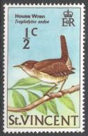 St Vincent. 1970-71 Birds. ½c MH. SG 285 - St.Vincent (...-1979)