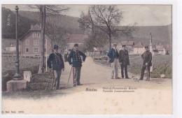 Sâales - Frontière Franco-Allemande - Zoll