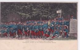 Soldats Français à La Frontière Franco-Allemande - Zoll