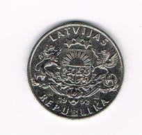 °°°  LETLAND  1 LATS 1992 - Lettonie