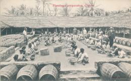"Plumbago Preparation, Ceylon. - Native Industry - ""SKEEN-PHOTO""  - Circa 1910 - Sri Lanka (Ceylon)"