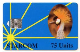 OUGANDA REF MV CARDS UGA-S-07