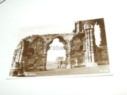 Abbey West Arch, Whitby England, United Kingdom - Whitby
