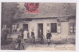 Montreux-Château - Bureau Des Douanes - Zoll