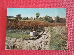 Agliano D' Asti 1980 Veduta Insolita - Italia