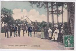 Frontière Franco-Allemande - Lascemborn - Zoll