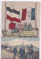 Souvenir De La Frontière Franco-allemande (Sâales) - Zoll