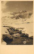 La Montagne Des Agneaux En Hiver (Hautes-Alpes) - Edition Vve Francou - Carte Non Circulée - Francia