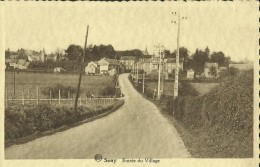 Seny -- Entrée Du Village.   (2 Scans) - Tinlot