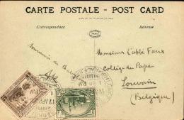 IRAK - Oblitération De Bagdad Sur Carte Postale En 1926 Pour La Belgique - A Voir - L 1115 - Iraq