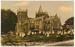 The Church, Ottery St Mary - F Frith - C1960 - England