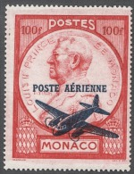 MONACO 1945 / 1946  N° 14  - NEUF** - Poste Aérienne
