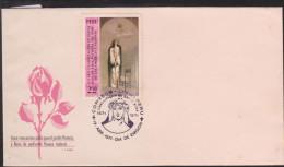 O) 1971 PERU, SANTA ROSA CANONISATION  1671-PATRON OF PERU, THE AMERICAS AND THE PHILIPPINES, SOUVENIR MNH - Peru