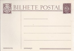 Postal Stationery Caravela. Postal $30 Caravela Issued In 1943. Ganzsachen  Caravela.Portuguese Discoveries. - Interi Postali