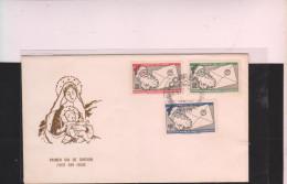 O) 1969 PERU, CHRISTMAS, FDC XF - Pérou