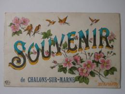 51 Souvenir De Chalons Sur Marne (A6p3) - Châlons-sur-Marne