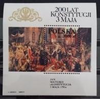 Poland, 1991, Mi: Block 112 (MNH) - Nuevos