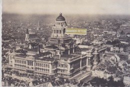BRUXELLES PALAIS DE JUSTICE VUE AERIENNE SABENA - Monuments, édifices