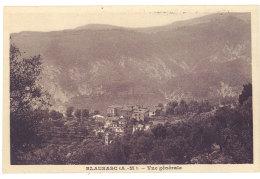 CPa Blausasc - Vue Générale - Autres Communes