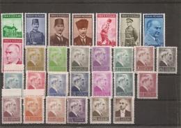 Turquie ( Lot De Timbres Divers Différents XXX -MNH) - 1921-... République